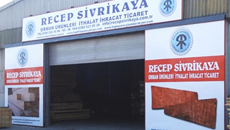 Recep Sivrikaya Orman Ürünleri